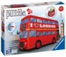 Puzzle 216 elementów  3D London Bus (125340)