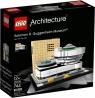 Lego Architecture: Muzeum Salomona R.Guggenheima (21035) Wiek: 12+