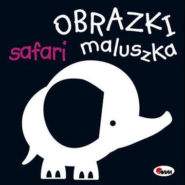 Obrazki maluszka Safari Kozera Piotr