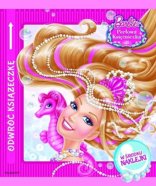 Barbie Perłowa Księżniczka Barbie w świecie mody  (01340)