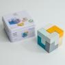 Mini gra - puzzle sześcian (PLTO-4134)