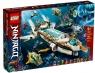 Lego Ninjago: Pływająca Perła (71756)