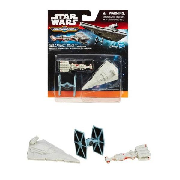 HASBRO SW E4 3Pack, Imperial Pursuit (B3500EU42/B3507)
