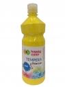 Farba tempera Happy Color 1000 ml - żółta (HA 3310 1000-1 ZOLTY))