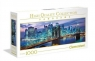 Puzzle 1000 High Quality Collection: Panorama New York, Brooklyn Bridge (39434)
