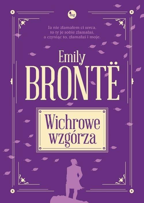 Wichrowe Wzgórza Brontë Emily