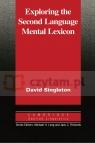CAL Exploring Second Language Mental Lexicon PB David Singleton