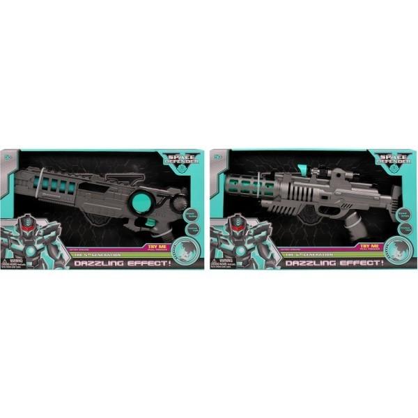 Pistolet Space Defender IV
