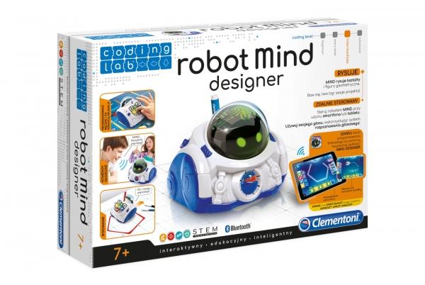 Coding Lab: Robot Mind Designer (50534) (Uszkodzone opakowanie)