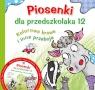 Piosenki dla przedszkolaka 12 Kolorowa krowa i inne przeboje