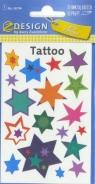 Tatuaże - Gwiazdki
