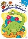 Malowanki wodne Magiczne dinozaury