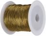 Drucik dekoracyjny - złoty 0,45mm/30m (339369)