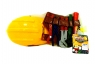 Kask z pasem i narzędziami