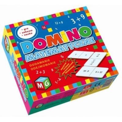Domino matematyczne: dodawanie i odejmowanie (30034)