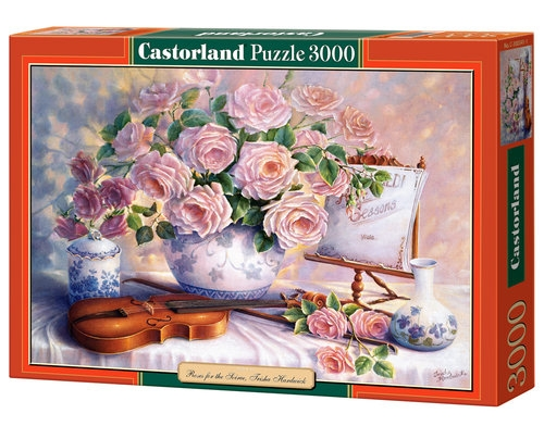 Puzzle Roses for the Soiree, Trisha Hardwick 3000 (300341-2)