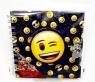 Pamiętnik spiralny z kłódką B Emoji DERFORM