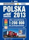 Polska Atlas samochodowy dla profesjonalistów 1:200 000