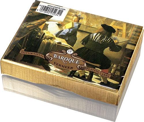 Karty Piatnik Vermeer 2 talie