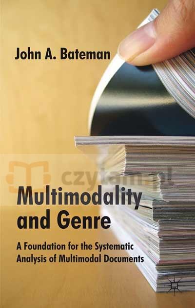 Multimodality and Genre Bateman, John