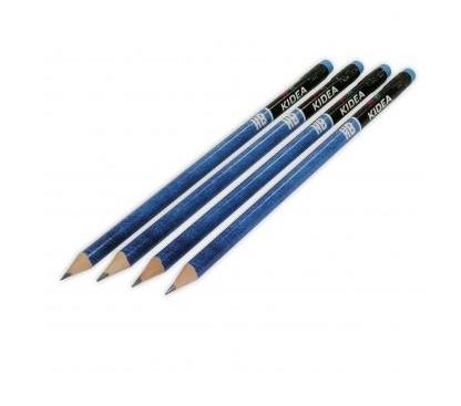 Ołówek trójkątny z gumka Kidea