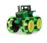 Traktor John Deere Monster świecące koła (46434)