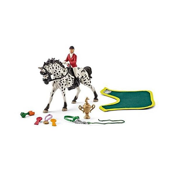 Jeździec turniejowy - 41434X
