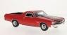 Chevrolet El Camino 1970 (red/black) (79347R)