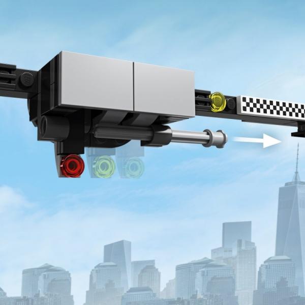 Lego Speed Champions: Formula E Panasonic Jaguar Racing GEN2 car i Jaguar I-PACE eTROPHY (76898)
