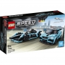 Lego Speed Champions: Formula E Panasonic Jaguar Racing GEN2 car i Jaguar I-PACE eTROPHY (76898)