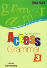 Access 3 Grammar. Edycja polska Evans Virginia, Dooley Jenny