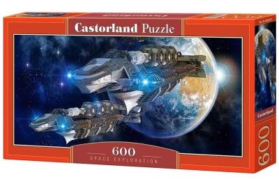 Puzzle Space Exploration 600 (B-060047)