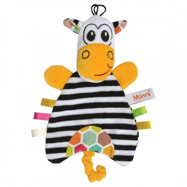 Przytulanka kontrastowa Pacynka Zebra (934)