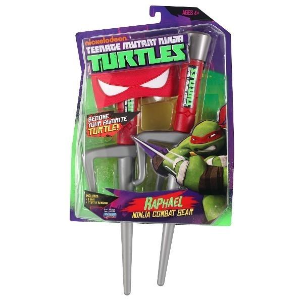 TURTLES Ninja zest. wojownika Raphael (92034)