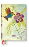 kalendarz 2020 Mini Horizontal Hummingbird 12m