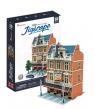 Puzzle 3D: Wielka Brytania, West End Theatre - Jigscape (306-24101)