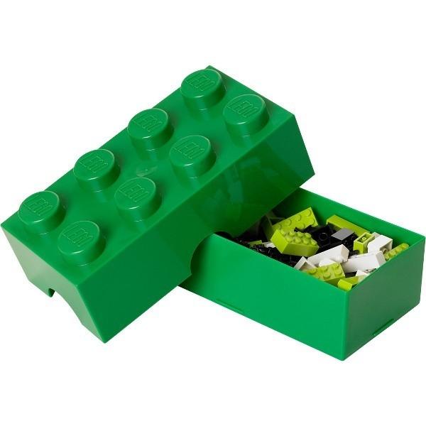 Pojemnik na lunch 8 zielony