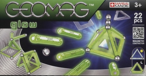 Geomag Glow 22 elementy