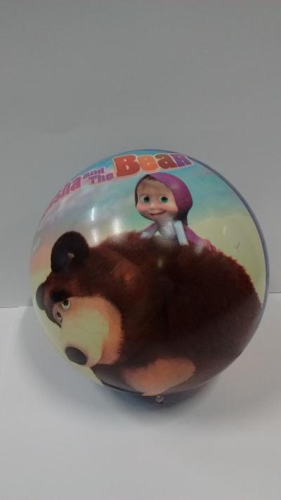 Piłka miękka Fancy Toys Masza i Niedziwedź  (25342)
