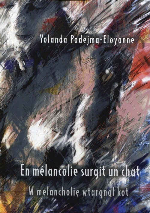 En melancolie surgit un chat Podejma-Eloyanne Yolanda