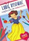 Lubię rysować Książeczka dla dziewczynki