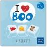 I love Boo. Język angielski poziom B. Minikarty