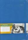 Impresja A5 Notes kropki niebieski