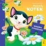 Książka z puzzlami. Nieśmiały kotek Kozłowska Urszula