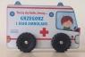 Toczą się koła Grzegorz i jego ambulans