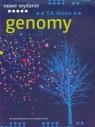 Genomy z płytą CD Brown T.A.
