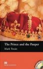 Macmillan Readers: The Prince and the Pauper with CD Elementary Level: Elementary Level Mark Twain
