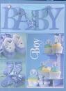 Torebka prezentowa L Baby Boy 1330-02