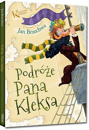 Podróże Pana Kleksa Jan Brzechwa