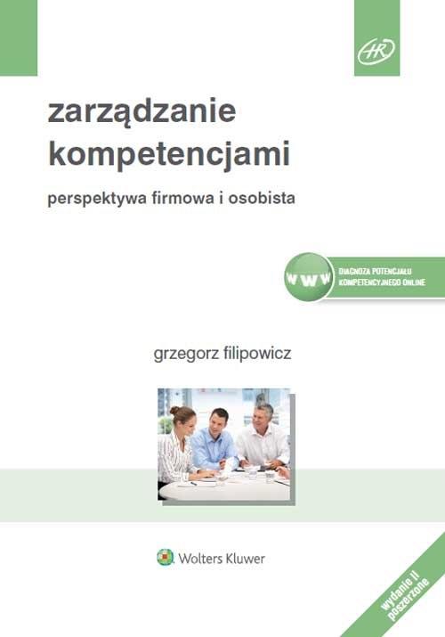 Zarządzanie kompetencjami Filipowicz Grzegorz